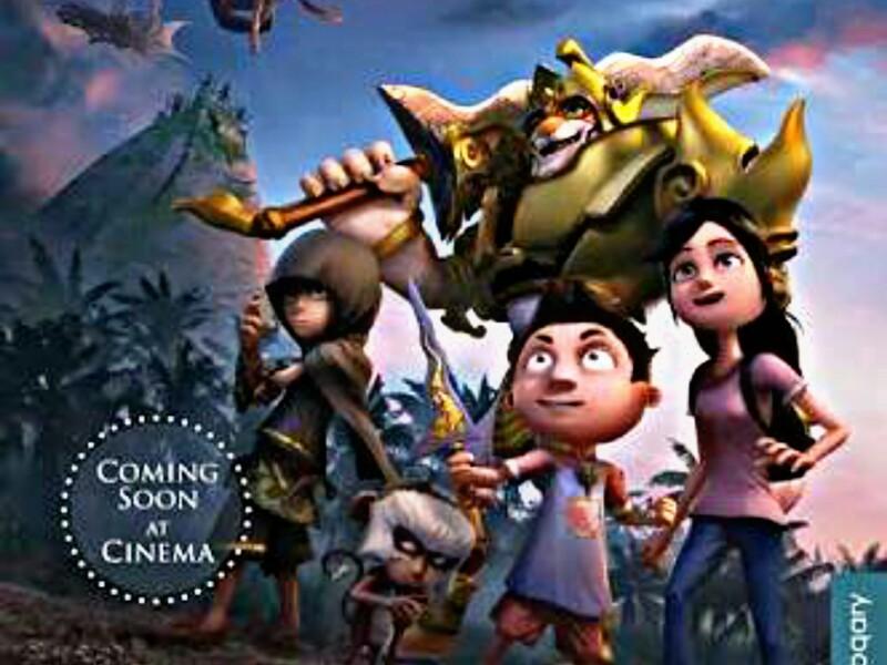 Film Animasi Knight Kris Sarat Dengan Pesan Moral Layak Ditonton