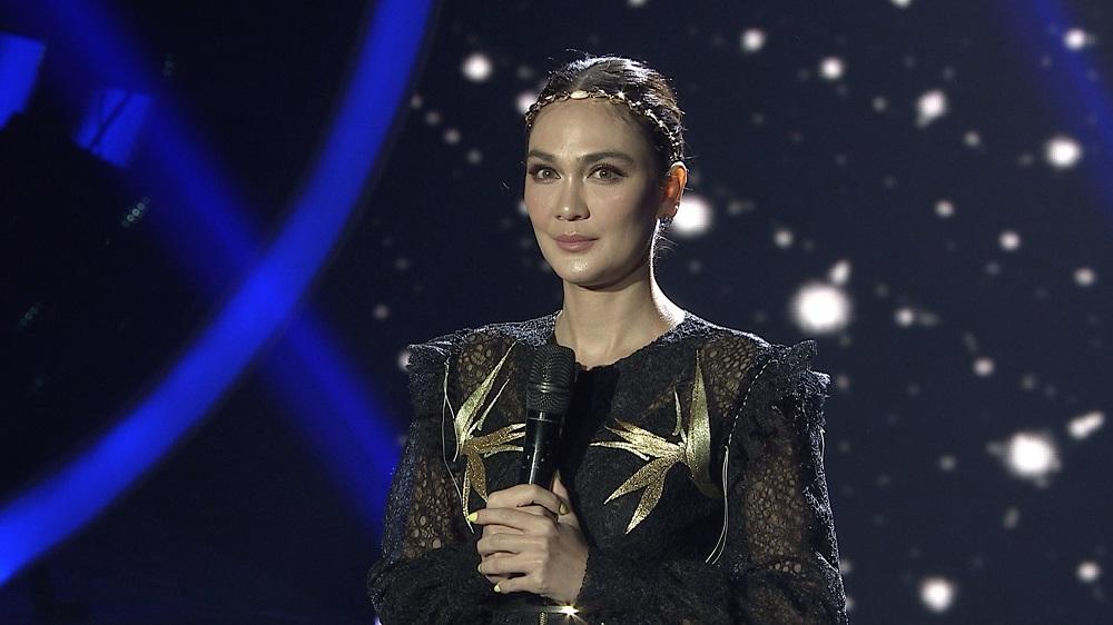 Luna Maya Berikrar Menjadi Juri Tamu Non Dangdut LIDA 2019