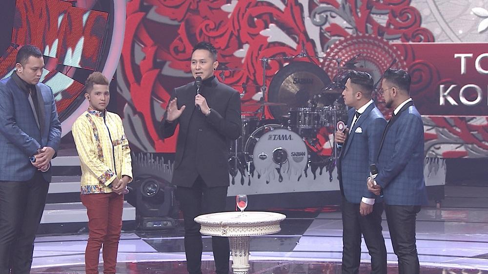 Aksi Demian Aditya Membuka Konser LIDA 2019 Result Top 9 Grup 2