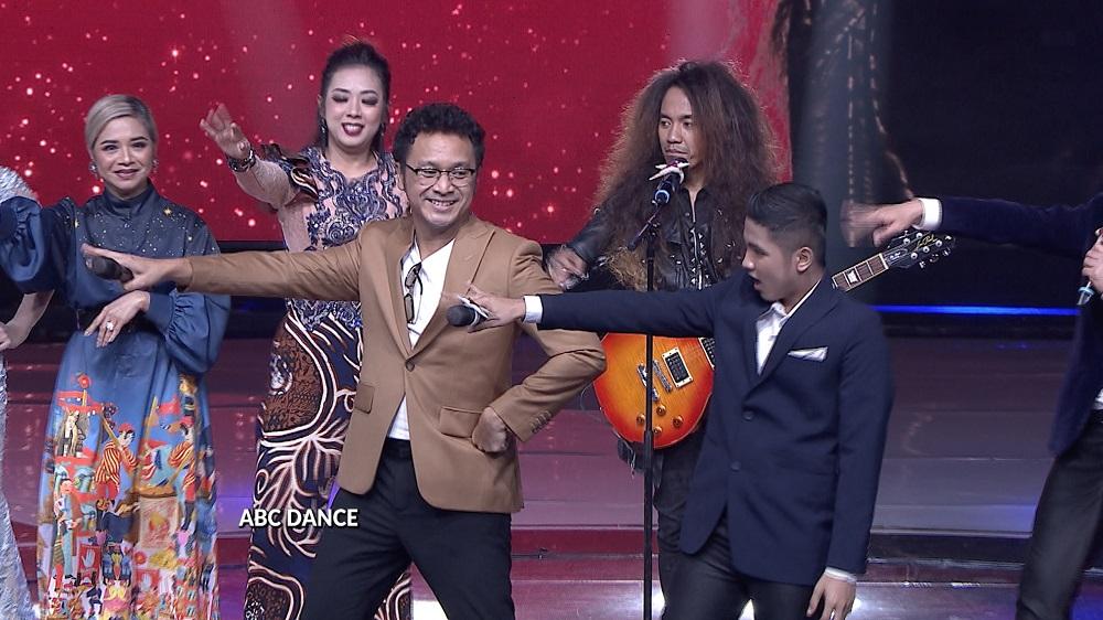 Giring Ganesha Berjoget ABC Dance Ala Jirayut DAA