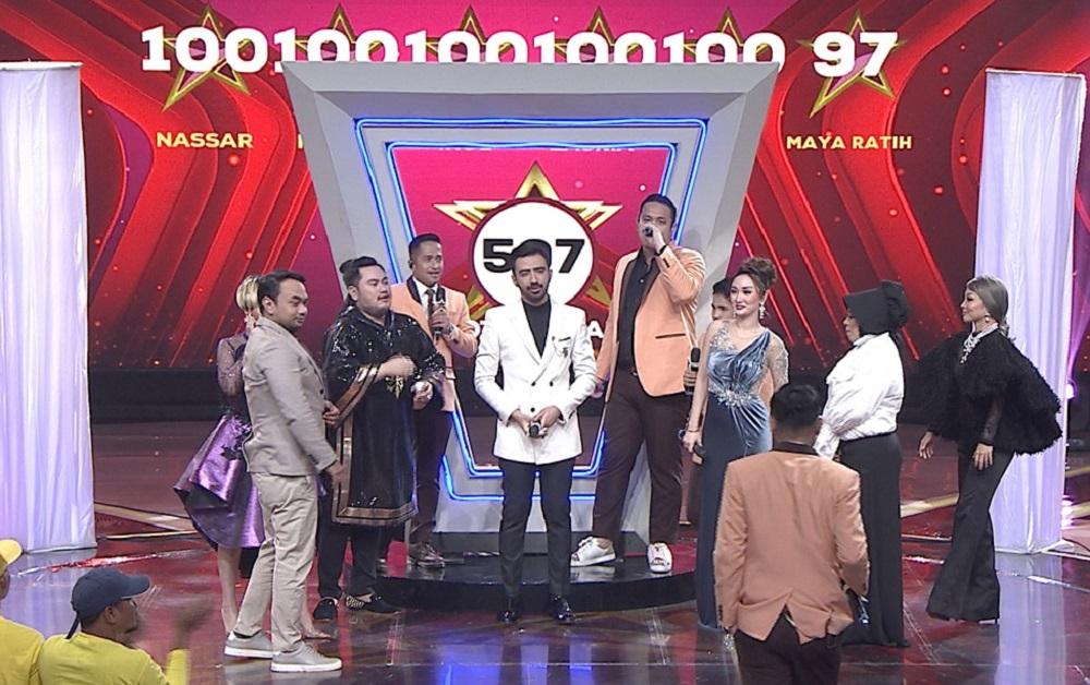 Reza Kembali Pecahkan Rekor Di Awal Top 12 Panggung D'Star