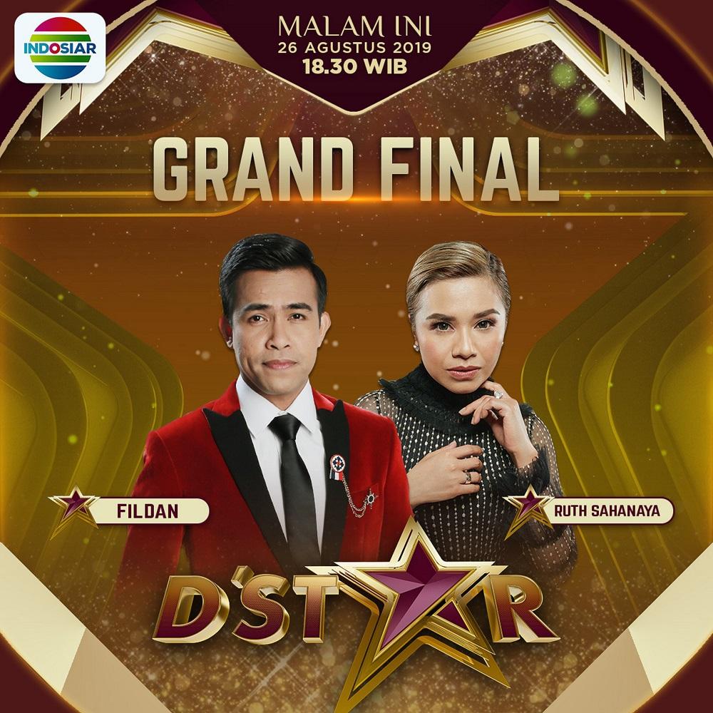 Konser Grand Final D'Star Duet Fildan dan Ruth Sahanaya