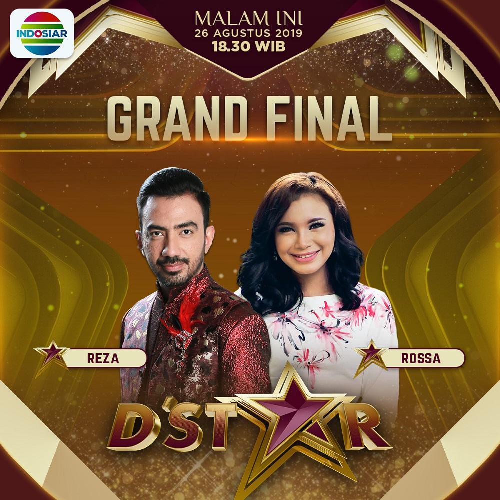 Konser Grand Final D'Star Duet Reza dan Rossa