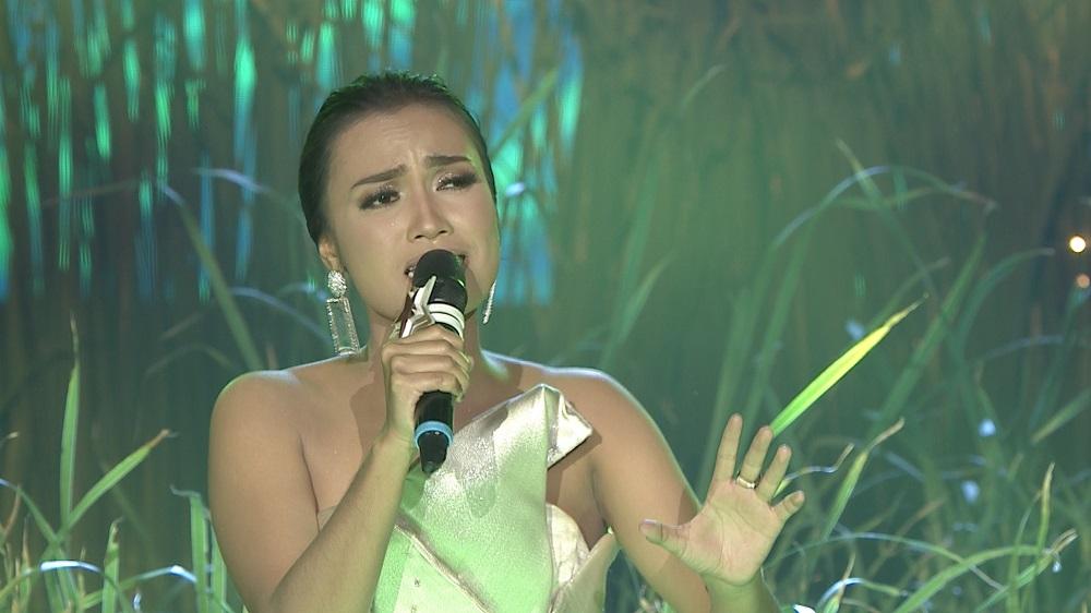 Lewat Lagu 'Ilalang', Maria Memastikan Diri Melaju Ke Babak Top 8 D'Star