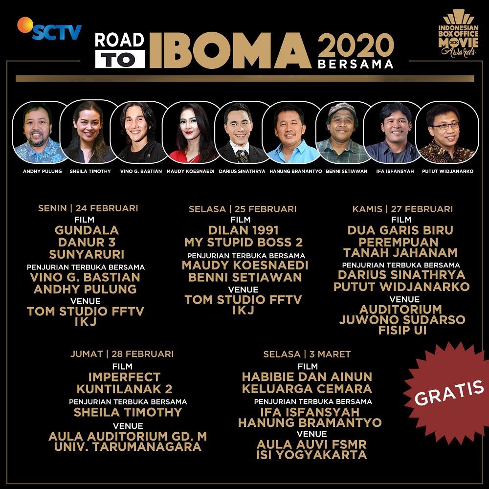 IBOMA 2020