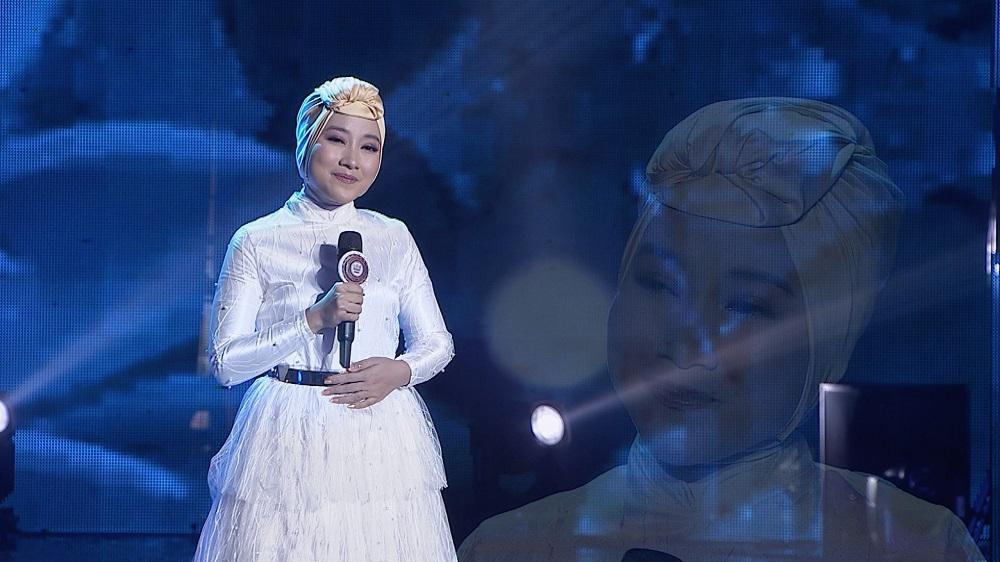'Mawar Putih' Rana (Sumatera Barat) Berhasil curi Perhatian Dewan Juri