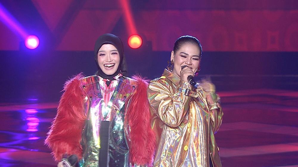 Duet Soca (Lampung) Bersama Weni DA Membuka Kompetisi LIDA 2020 Top 33 Grup 6 Dengan Semarak