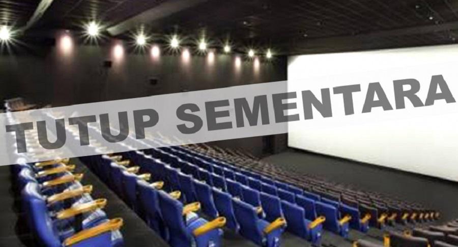 bioskop tutup