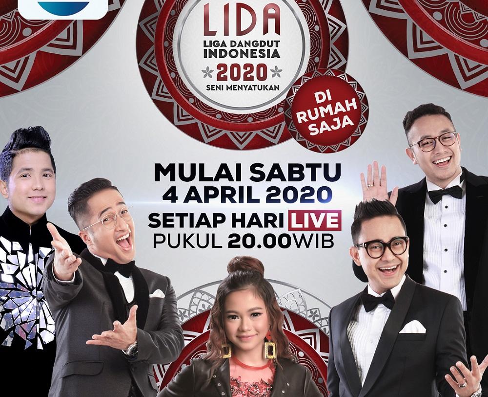 LIDA 2020 Di Rumah Saja