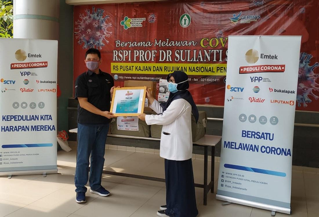 Rumah Sakit Penyakit Infeksi Prof. Dr. Sulianti Saroso