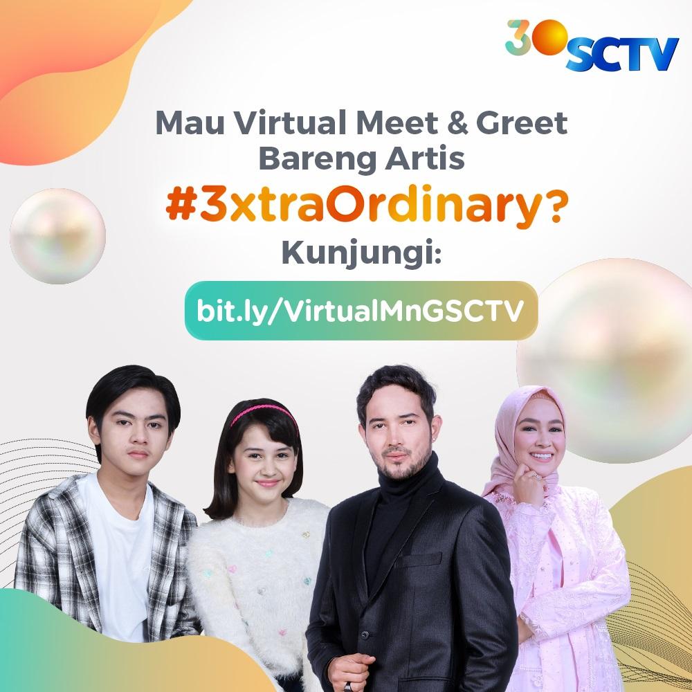 Virtual Meet and Greet SCTV – Bandung