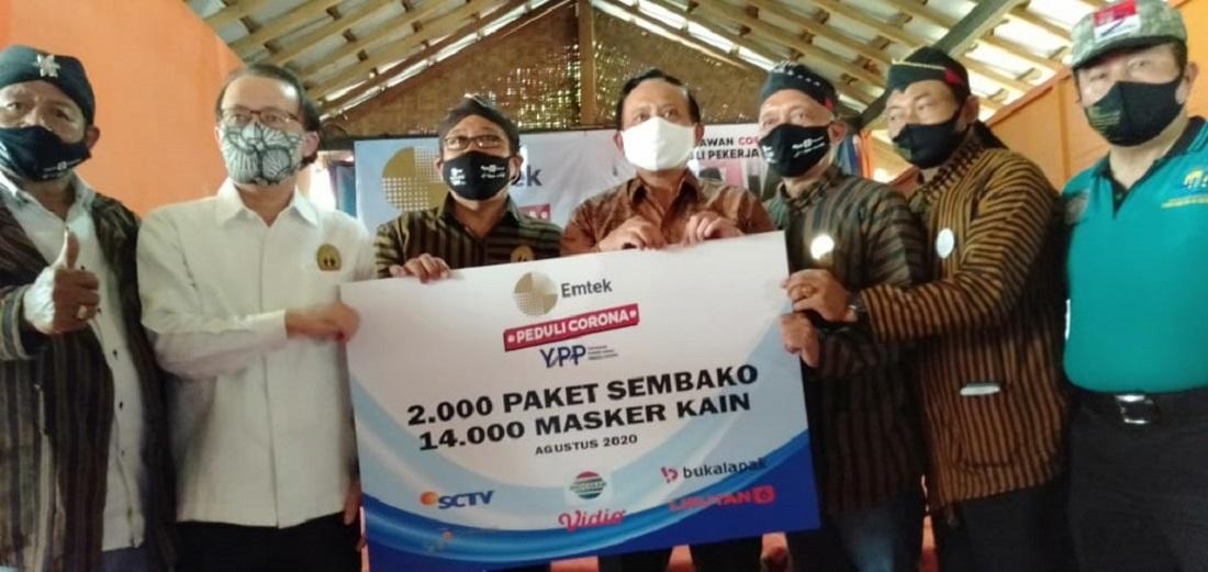 Paguyuban Jawa Tengah yang Berada di Jakarta