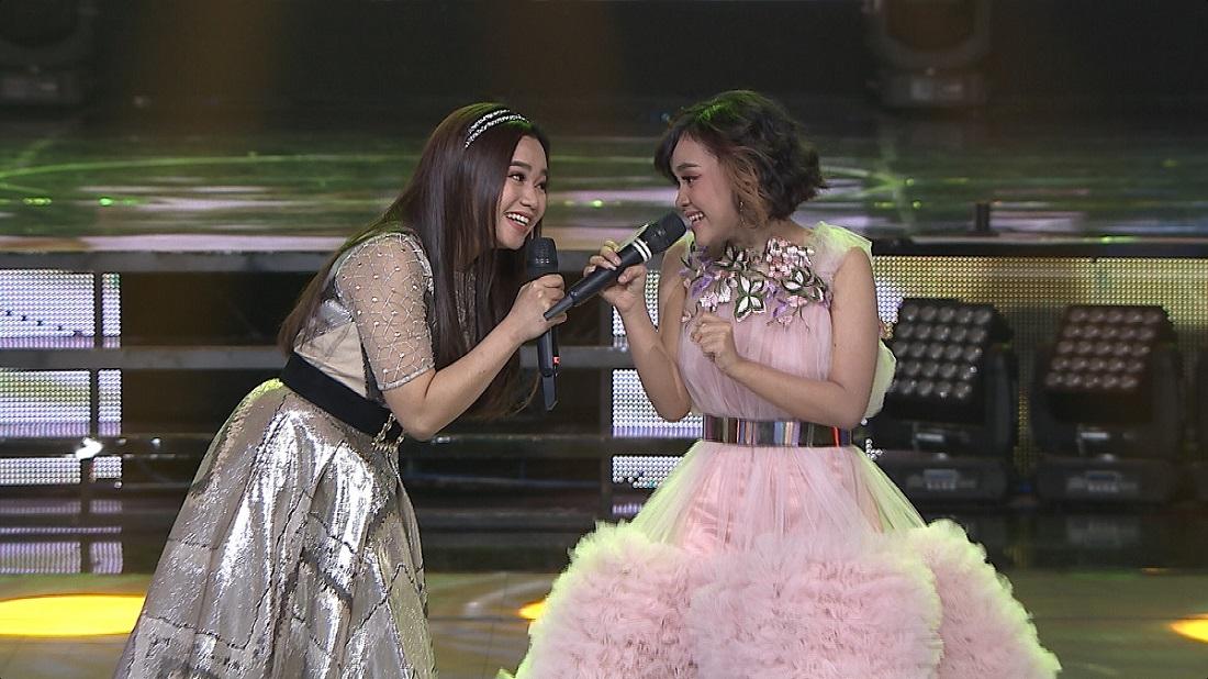 """Dini (Sumatera Utara) Berduet Dengan Aulia DA Bawakan Lagu """"Setangkai Bunga Padi"""""""