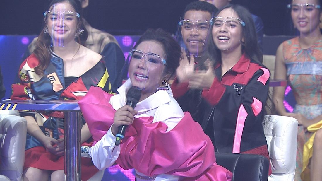 Bawakan Lagu 'Tak Ada Logika' Dalam Bahasa Jawa, Soimah Peroleh Pujian Dari Agnez Mo