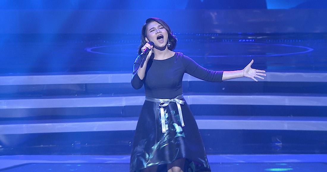 Penampilan Tasya (Semarang) dengan Lagu 'Sebuah Rasa' Sukses Mencuri Perhatian Dewan Juri