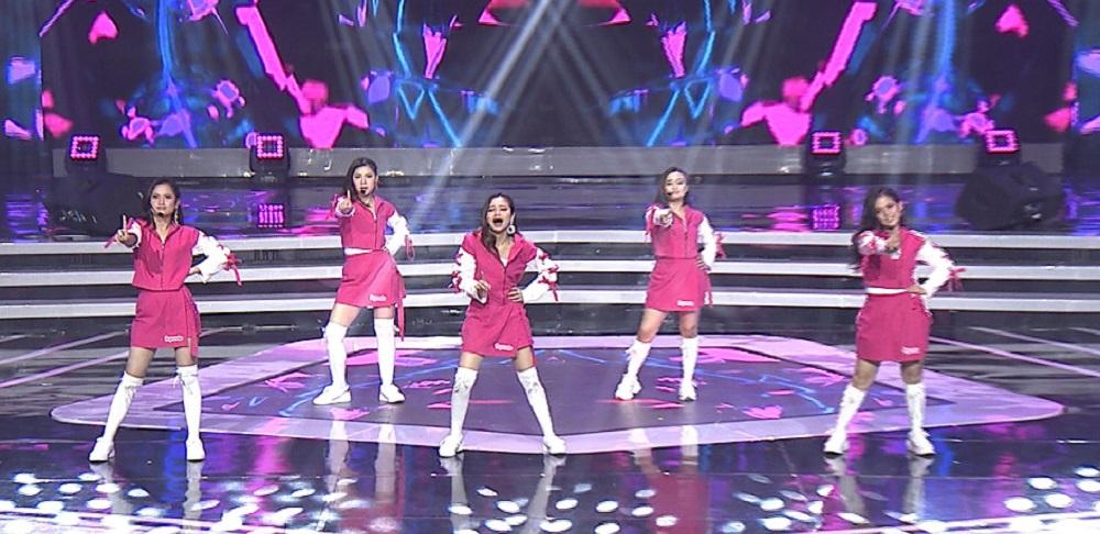 Byoodie terdiri dari Nia LIDA, Melly LIDA, Putri DA, Rara LIDA, dan Aulia DA