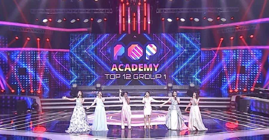 Para Academia Berkolaborasi Dengan Bintang D'Academy dan LIDA di Konser Pop Academy TOP 12-1