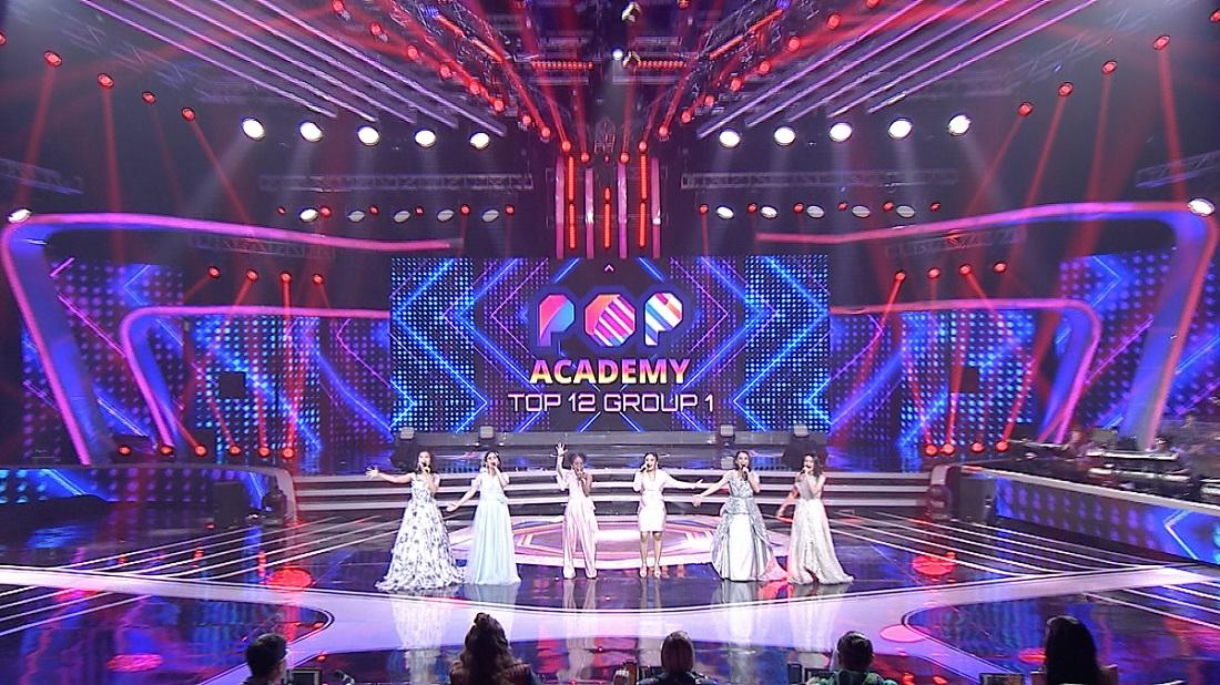 Para Academia Berkolaborasi Dengan Bintang D'Academy dan LIDA di Konser Pop Academy TOP 12