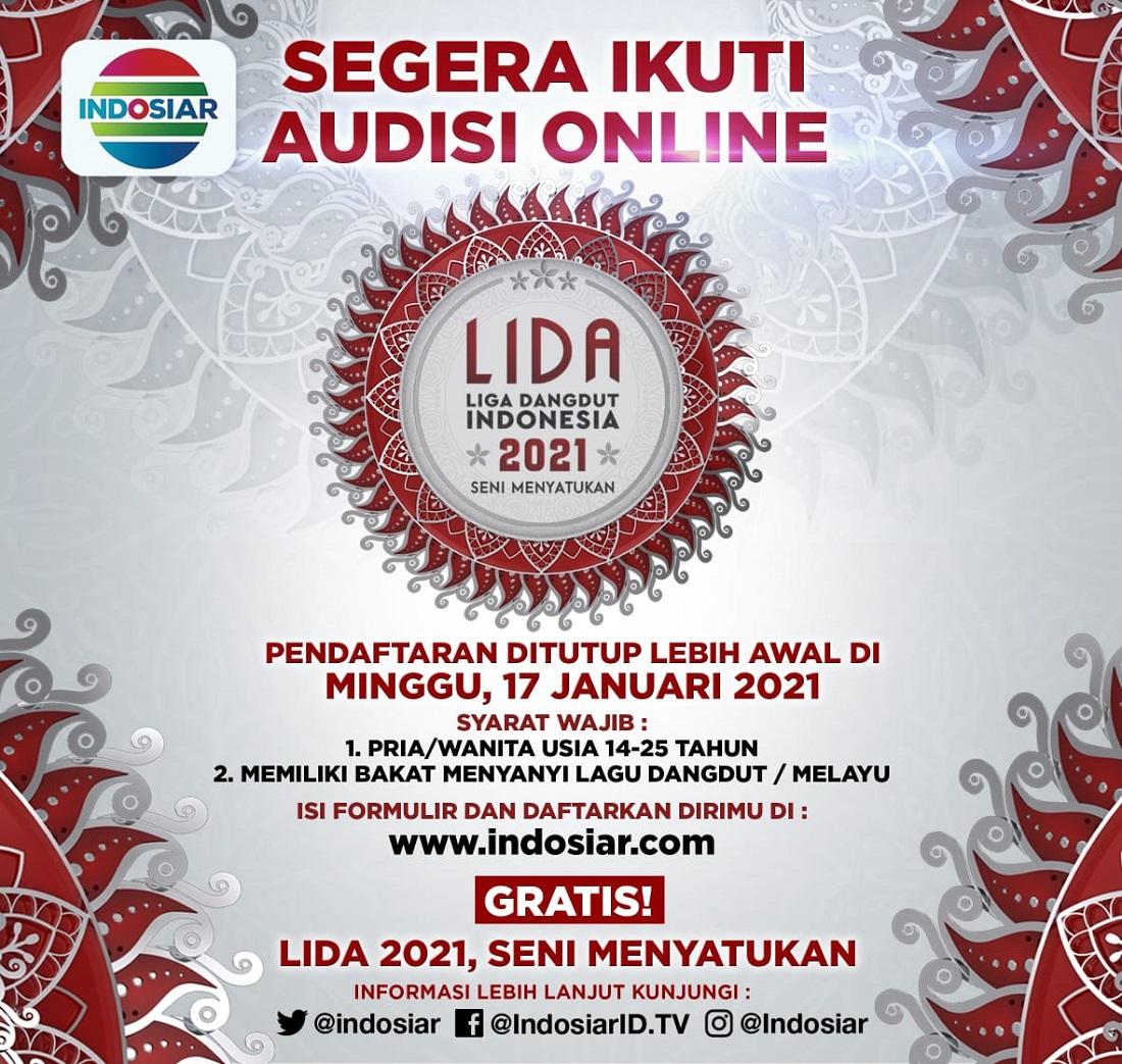 Audisi Online LIDA 2021-1
