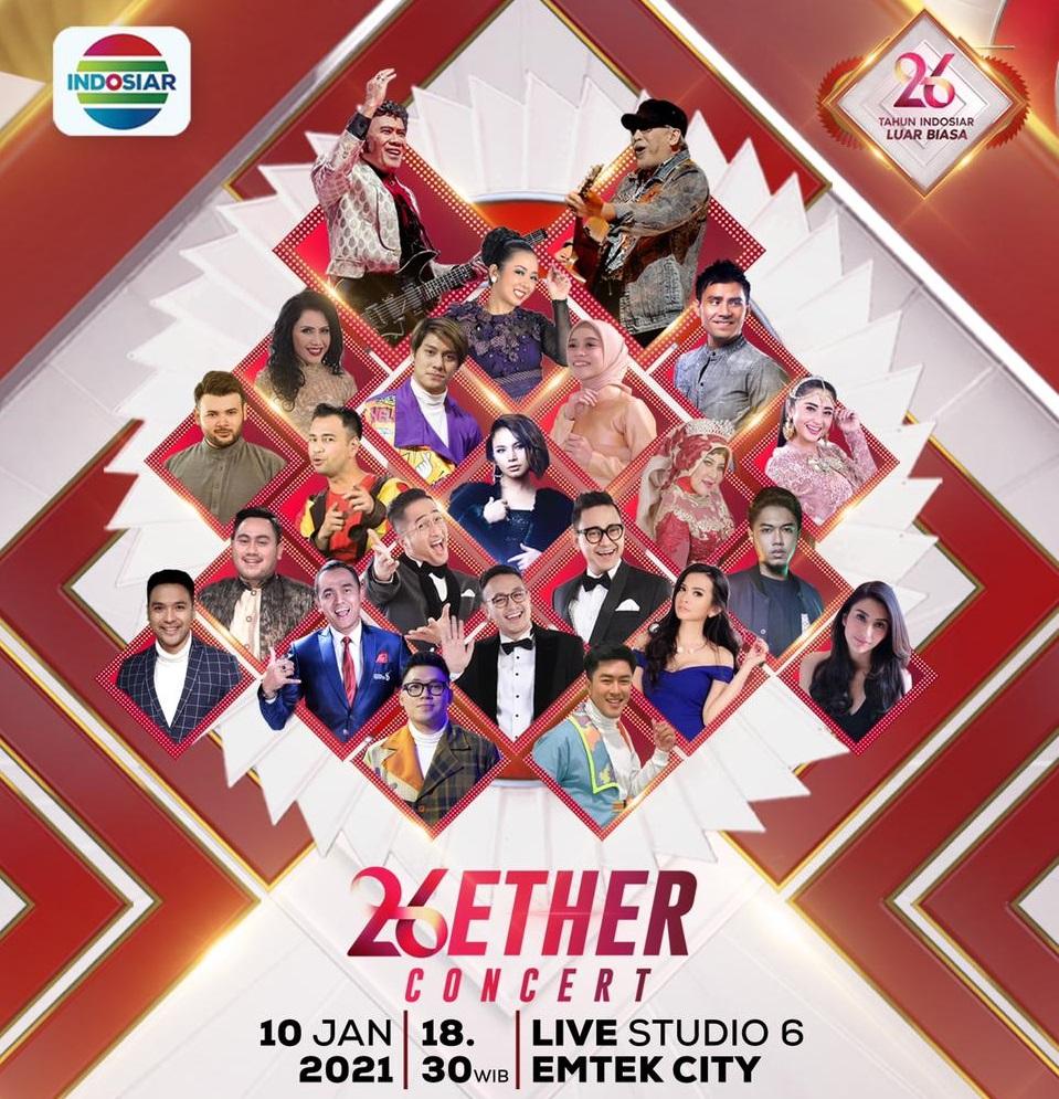 26ether Concert – Indosiar1