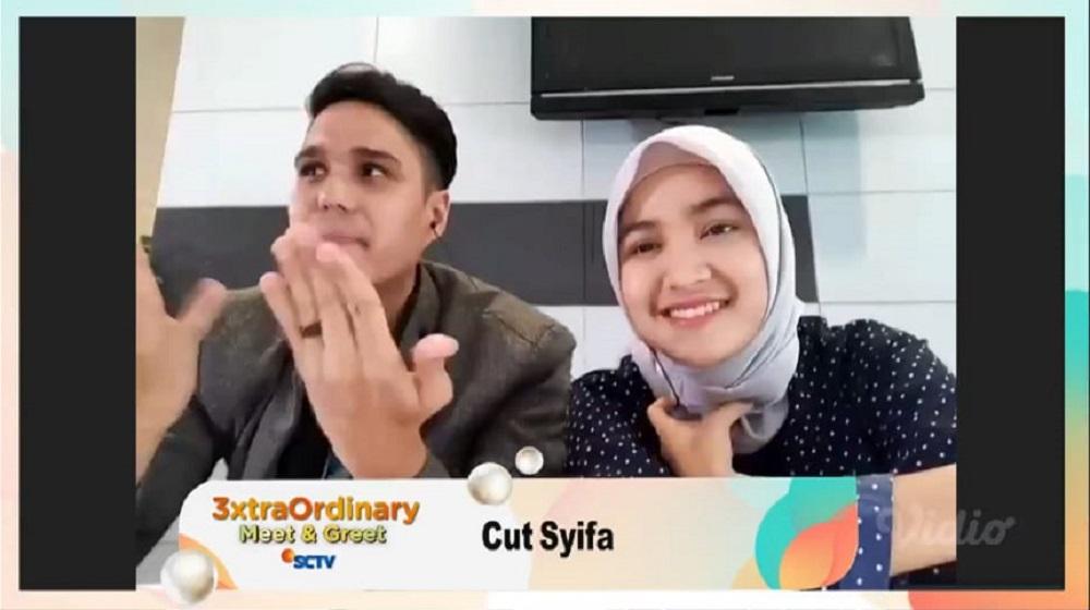 Cut Syifa-hijab