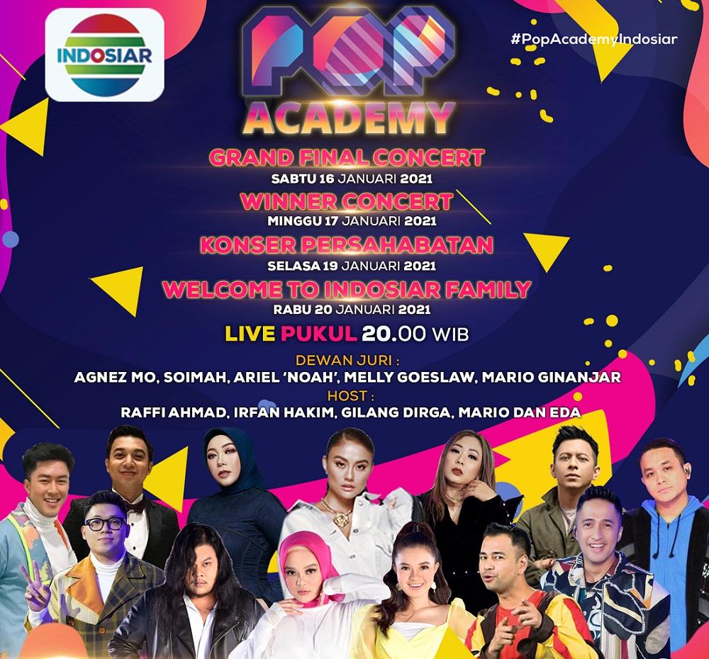Grand Final Pop Academy