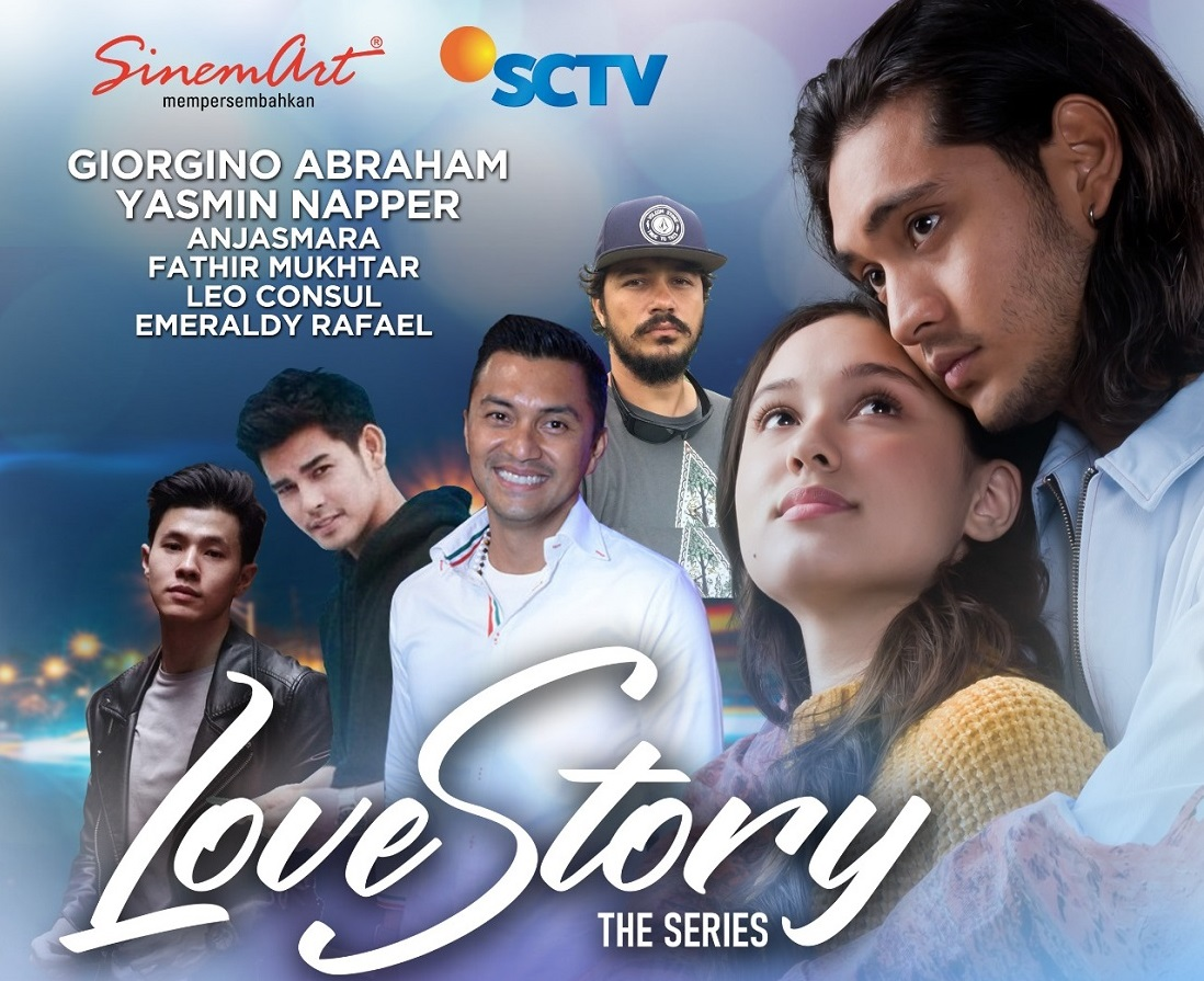 Love Story The Series-3