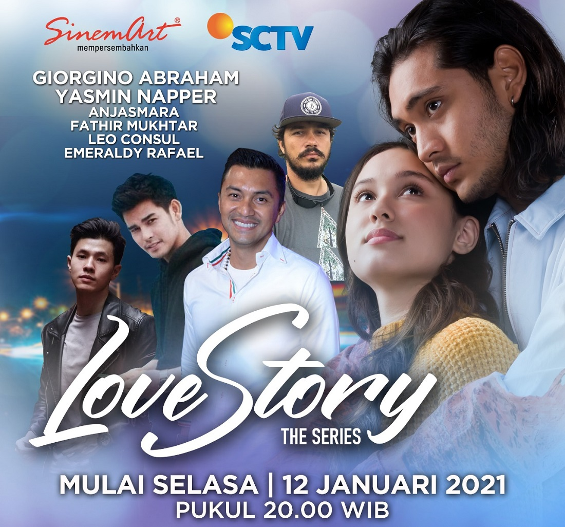 Love Story The Series