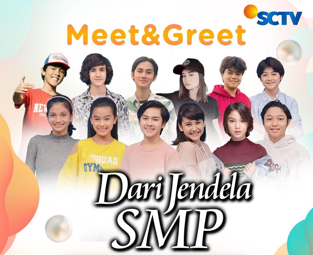 Meet and Greet 'Dari Jendela SMP' (13 Februari 2021)