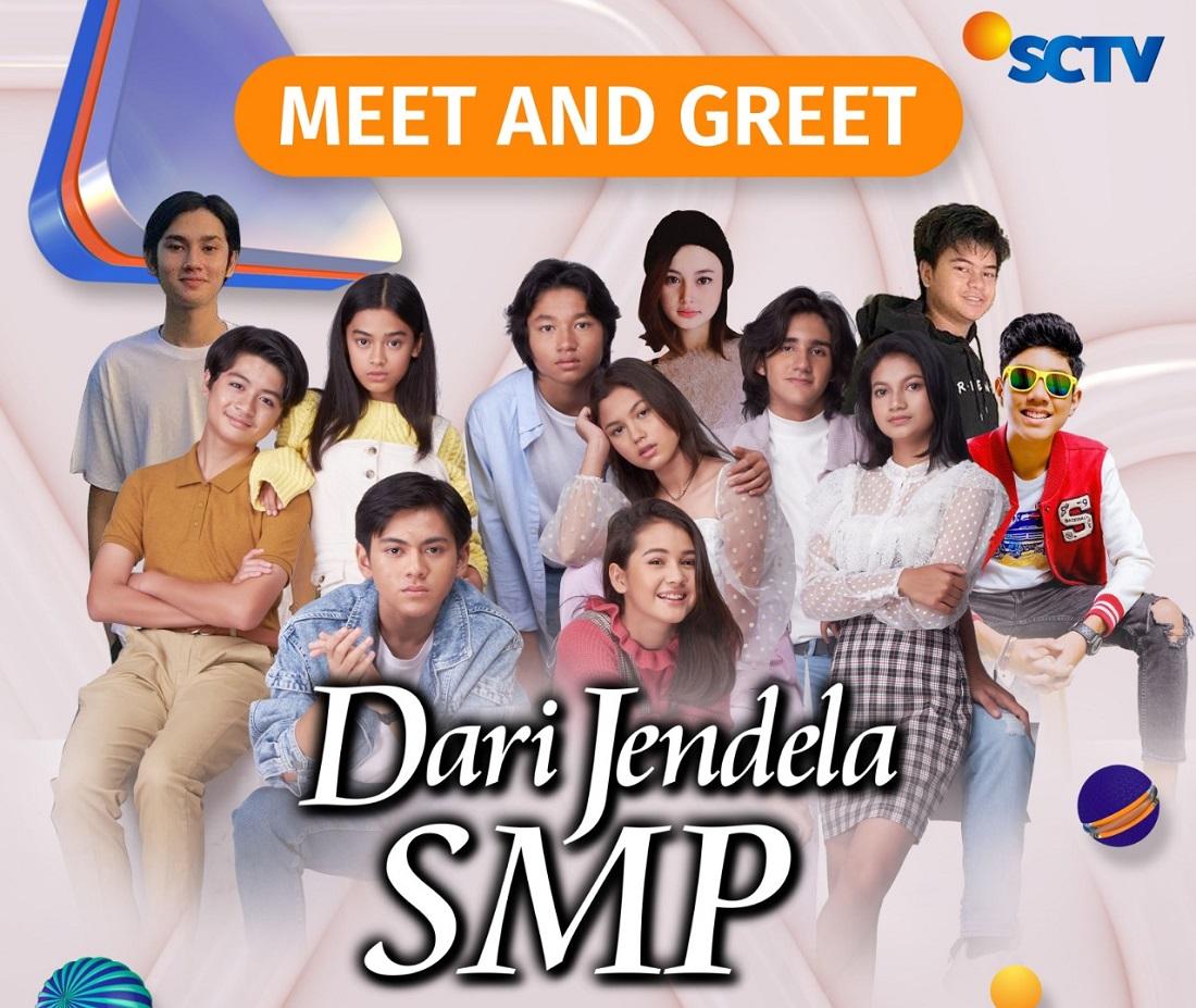 Meet and Greet 'Dari Jendela SMP' (13 Maret 2021)