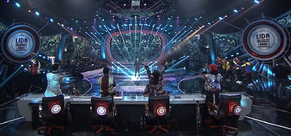 Faisal (Kalimantan Tengah) Sukses Membuka Kompetisi Top 56 Grup 5 Putih.